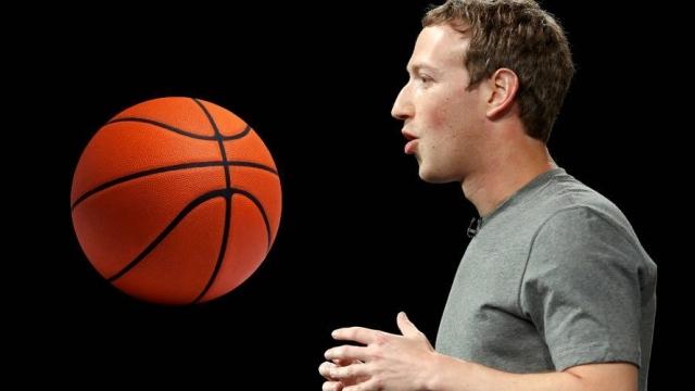 Facebook Messenger'ın Gizli Basketbol Oyununu Oynamak İster miydiniz?