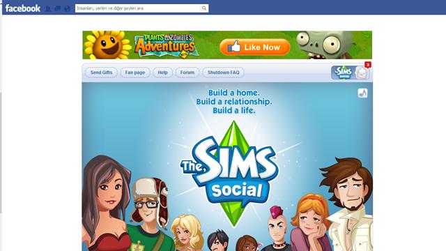 Facebook'un Sosyal Oyunlardan Elde Ettiği Kar Arttı