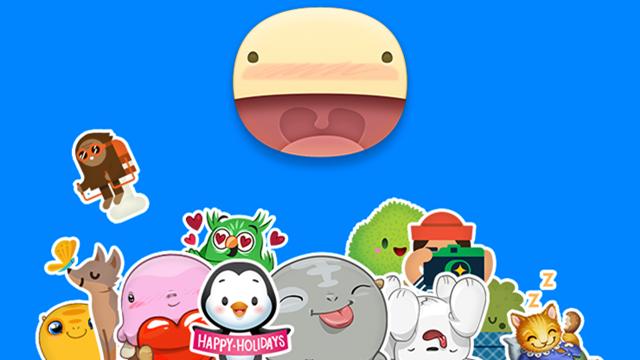 Facebook'un Sticker Uygulaması Yayınlandı!