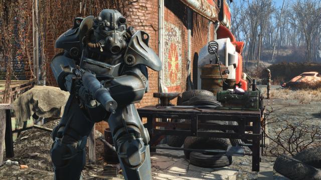 Fallout 4 Önümüzdeki Hafta En Güçlü Oyun Bilgisayarlarını Bile Zorlayacak