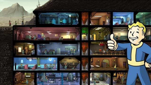 Fallout Shelter, App Store'un Yeni Kralı Oldu