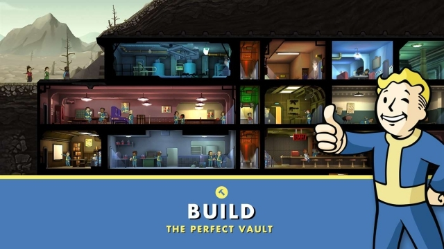 Fallout Shelter, Windows 10 ve Xbox One Üzerinde Oynanabiliyor!