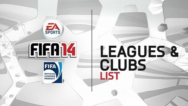 FIFA 14'te Türkiye Süper Ligi Yok!