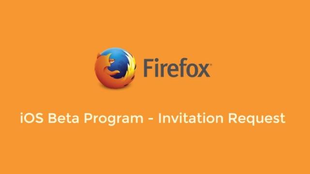 Firefox'u Yakında iPhone ve iPadlerimizde Kullanabileceğiz