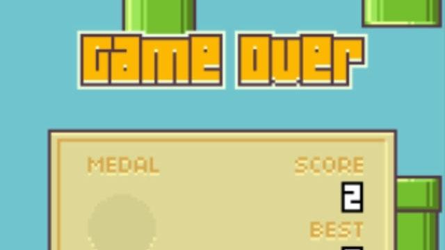 Flappy Bird Resmen Sonlandı