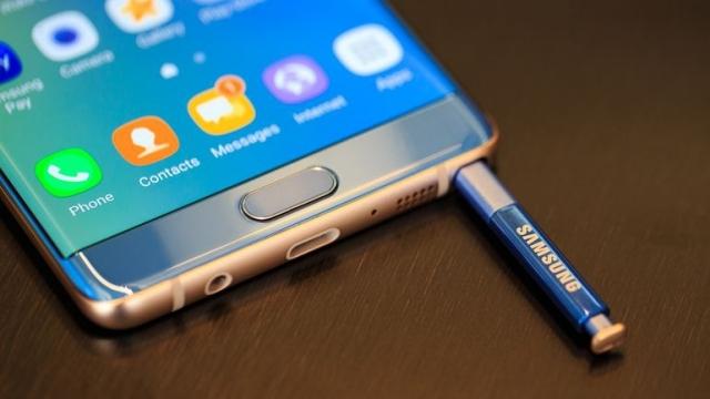 Galaxy Note 7'nin Tekrar Satışa Sunulma Tarihi Belli Oldu