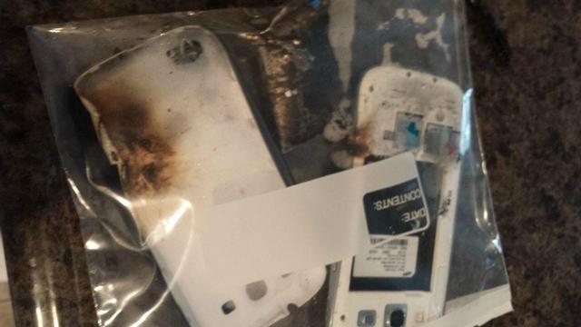 Galaxy S3 Patladı!