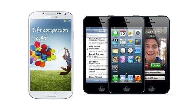 Uzmanlara Göre Galaxy S4 iPhone'a Rakip Değil