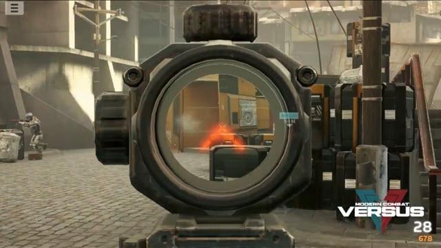Gameloft Yeni Modern Combat, Asphalt ve Gangstar Oyunlarını Duyurdu
