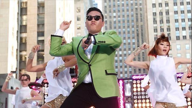 Gangnam Style İnanılmaz Bir Rekora İmza Attı
