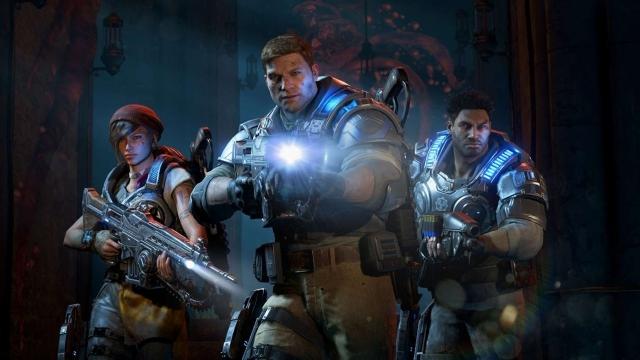 Gears of War 4 Bu Hafta Sonu Ücretsiz Oynanabilecek