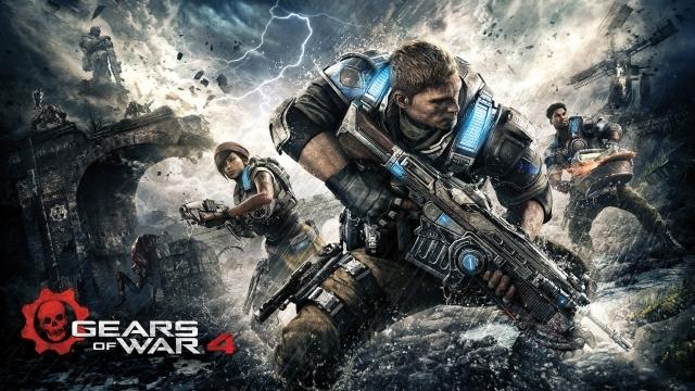 Gears of War 4 PC Sistem Gereksinimleri Belli Oldu