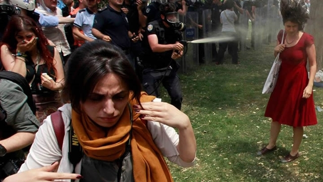 Gezi Parkı Direnişi CNET'te