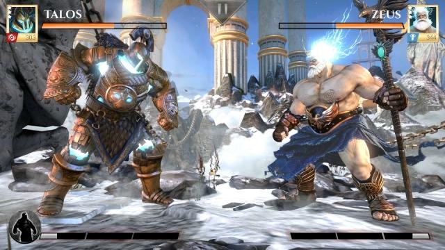 Gameloft'un Yeni Oyunu Gods of Rome Çıktı!