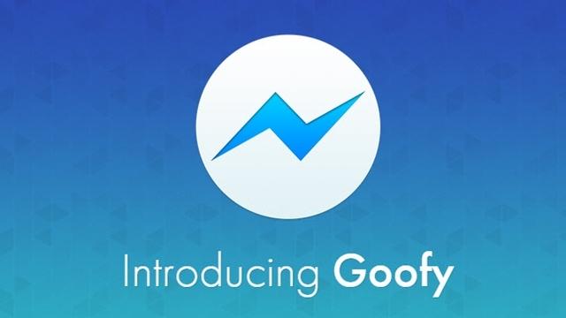 Goofy ile Facebook Messenger'ı Mac Bilgisayarlarınızın Masaüstünde Kullanabilirsiniz!