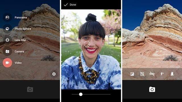 Google Android için Kamera Uygulamasını Yayınladı