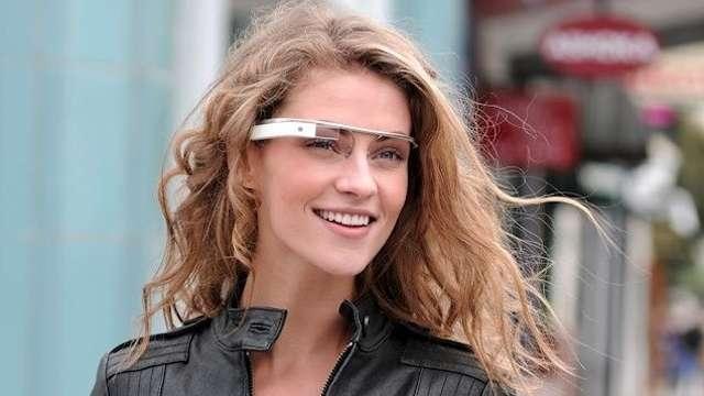 Google Gözlükleri Lazer Klavyeye Sahip Olacak