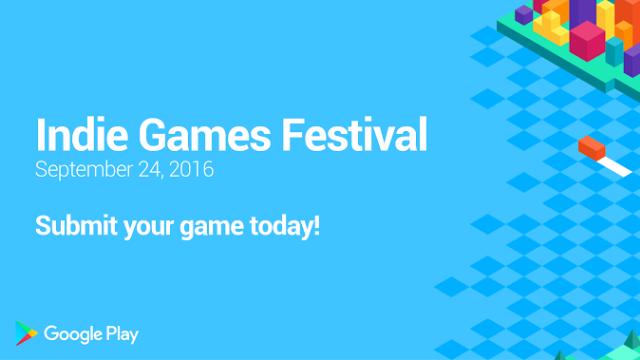 Google İlk Android Bağımsız Oyun Festivalini Duyurdu!