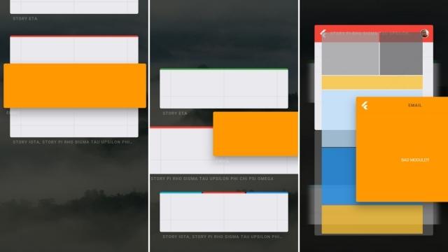 Google'ın Yeni Mobil İşletim Sistemi Fuchsia'nın Görüntüleri Ortaya Çıktı