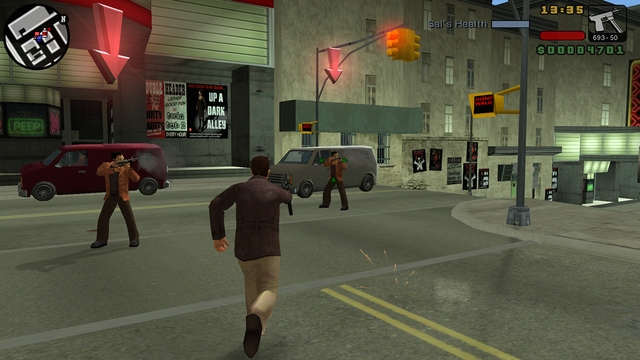 Grand Theft Auto: Liberty City Stories Çıktı!