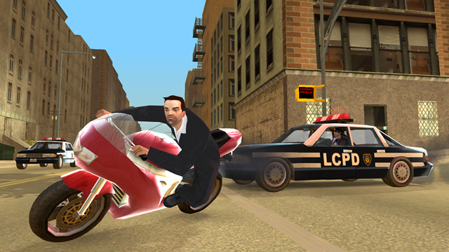 GTA: Liberty City Stories Android Versiyonu Çıktı!