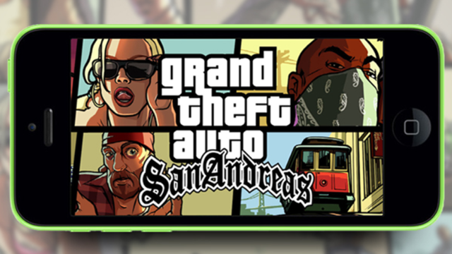 Grand Theft Auto: San Andreas Çok Yakında Windows Phone Cihazlarda!