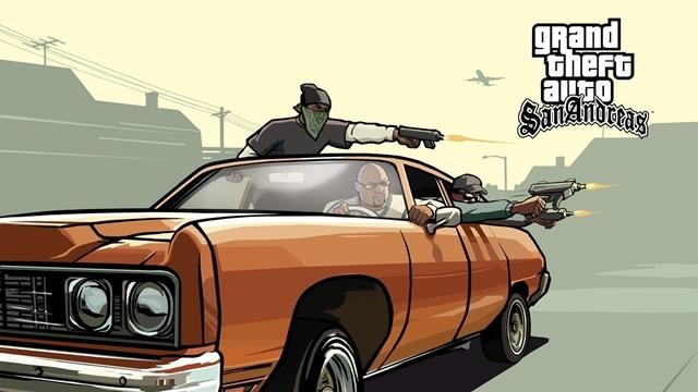 Grand Theft Auto: San Andreas iOS Versiyonu Güncellendi