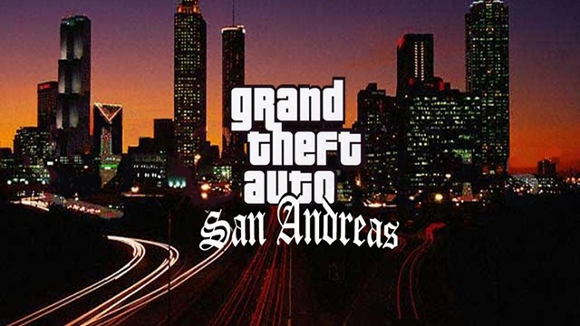 Grand Theft Auto: San Andreas Windows 8.1 Versiyonu Çıktı!