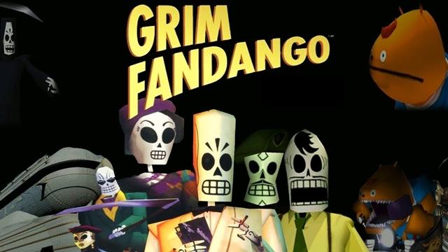 Grim Fandango Geri Dönüyor!