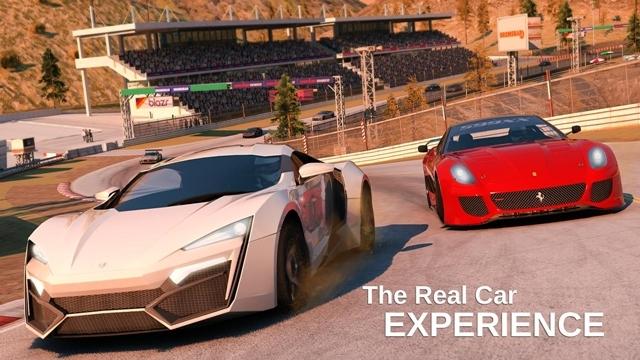 GT Racing 2 Artık 512 MB Windows Phone Cihazlarda Çalışacak