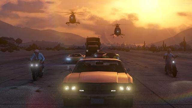GTA 5 Online için Yeni Detaylar Açıklandı