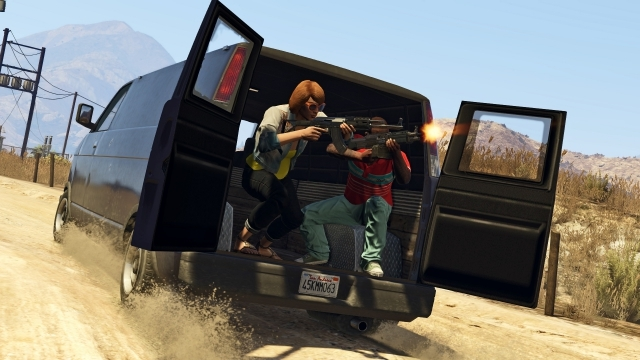 GTA 5 PC 7 Nisan'da İndirilebilecek