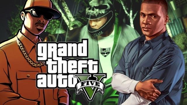 GTA 5 Seslendirmelerini Gerçek Çete Üyeleri Yapıyor
