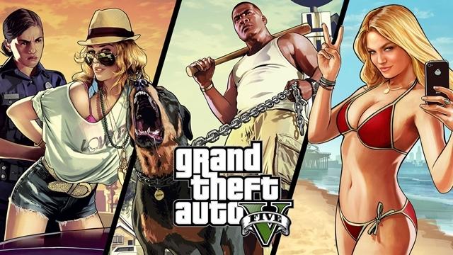 GTA 5 Sürprizlerle Dolu Bir Oyun Olacak