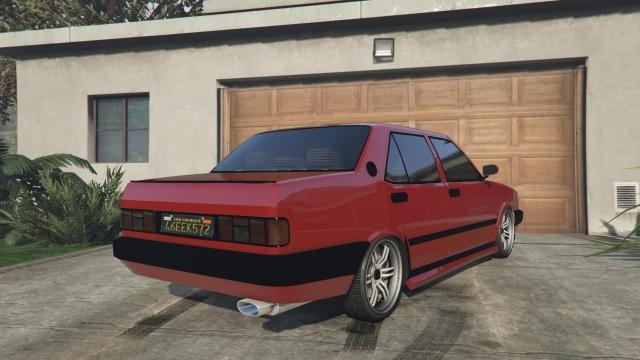GTA 5 Tofaş Modu ile Los Santos Sokaklarında Şahin'iniz ile Yanlama Keyfini Kaçırmayın!