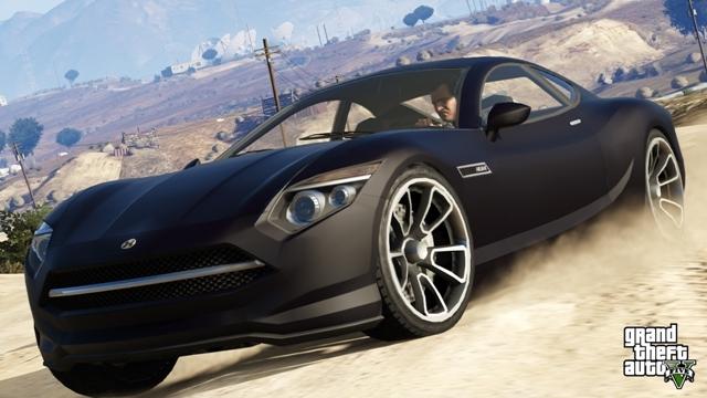 GTA 5'te Binden Fazla Araç Modifikasyonu Olacak