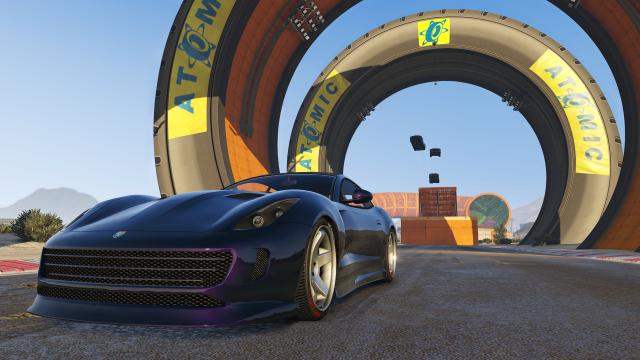 GTA Online'a Araç Savaşı Modu Geldi
