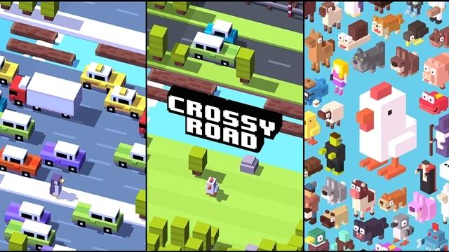 Haftanın Android Oyunu: Crossy Road
