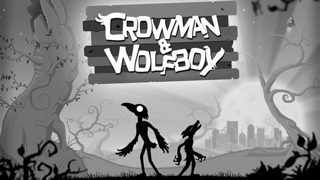 Haftanın Android Oyunu: Crowman & Wolfboy