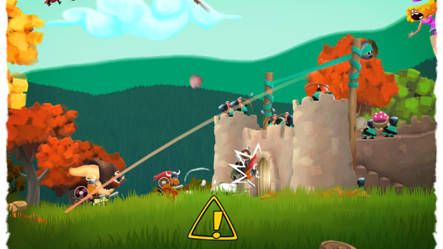 Haftanın Android Oyunu: Day of the Viking