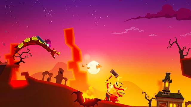 Haftanın Android Oyunu: Dragon Hills