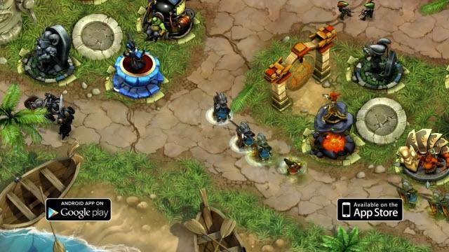 Haftanın Android Oyunu: Evil Defenders