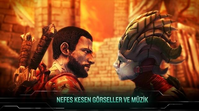 Haftanın Android Oyunu: Godfire: Rise of Prometheus