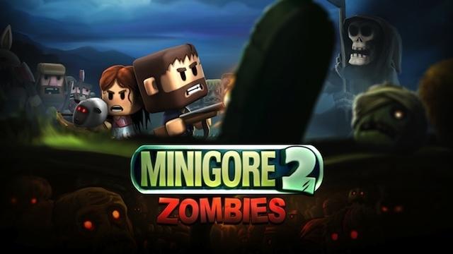 Haftanın Android Oyunu: Minigore 2: Zombies