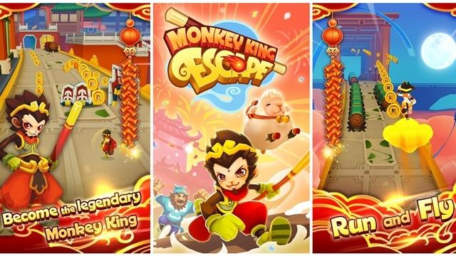 Haftanın Android Oyunu: Monkey King Escape