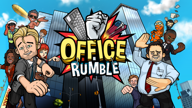 Haftanın Android Oyunu: Office Rumble