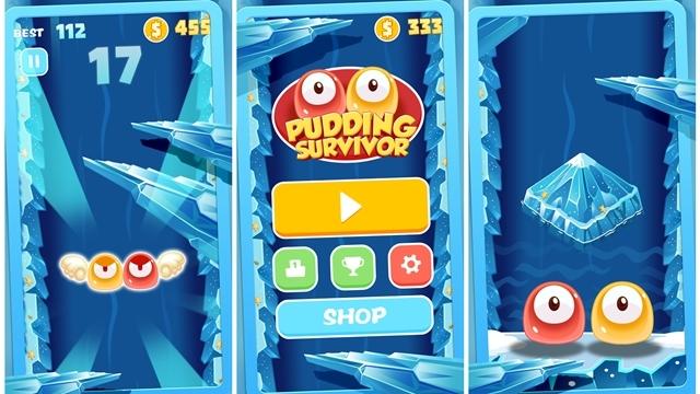 Haftanın Android Oyunu: Pudding Survivor