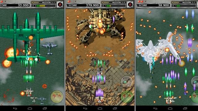 Haftanın Android Oyunu: Strikers 1945-2