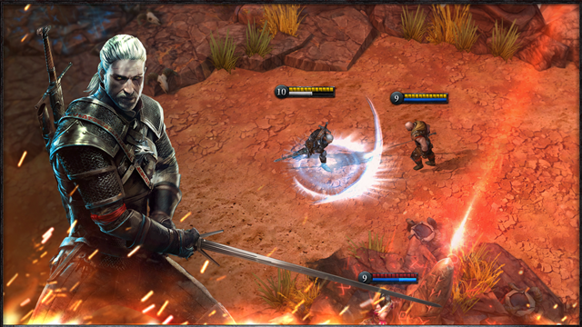 Haftanın Android Oyunu: The Witcher Battle Arena