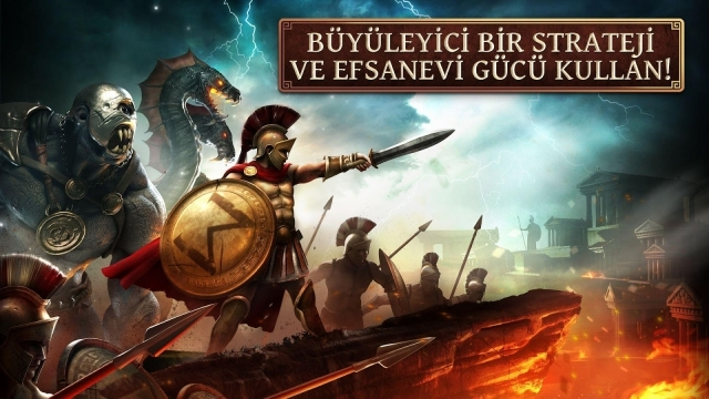 Haftanın iOS Oyunu: Age of Sparta